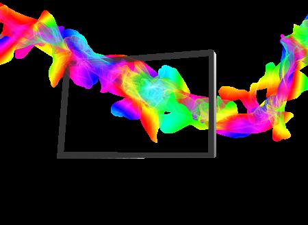 Digital Signage WOW-effect