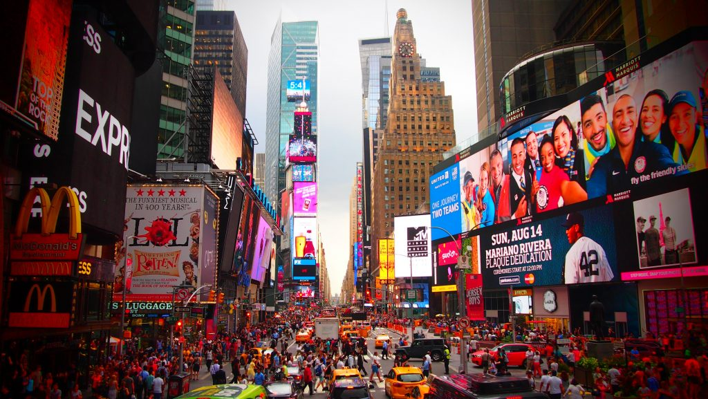 Timesquare New York