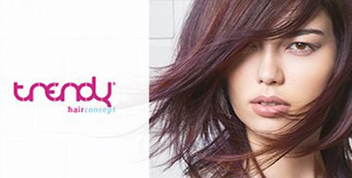 Trendy Hairconcept