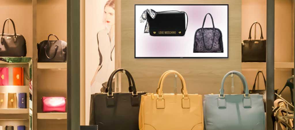 narrowcasting in retail