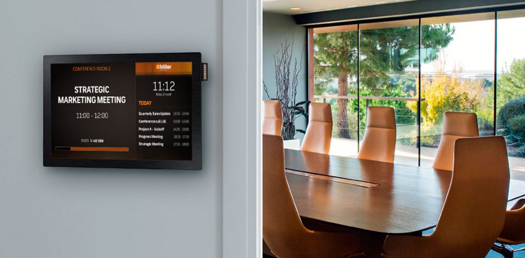 Meetingroom TV