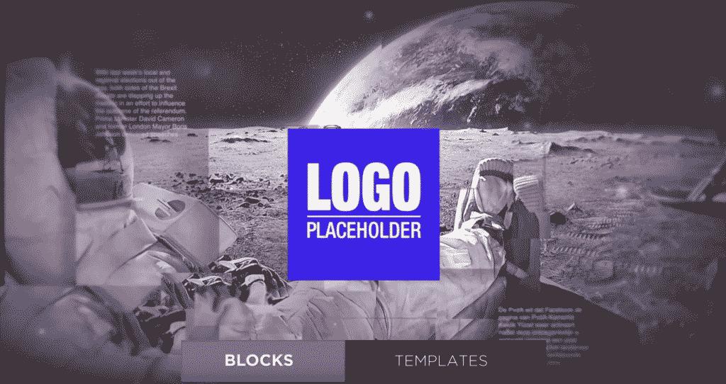 screenshot van Logo placeholder.