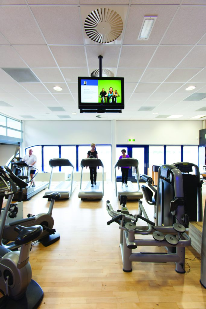 Digital Signage in the Sports & Fitness industry - Easyscreen.tv