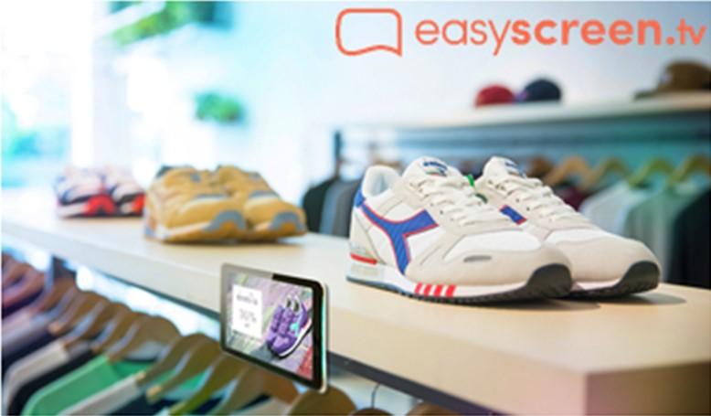 Digital Signage Displays - Easyscreen.tv