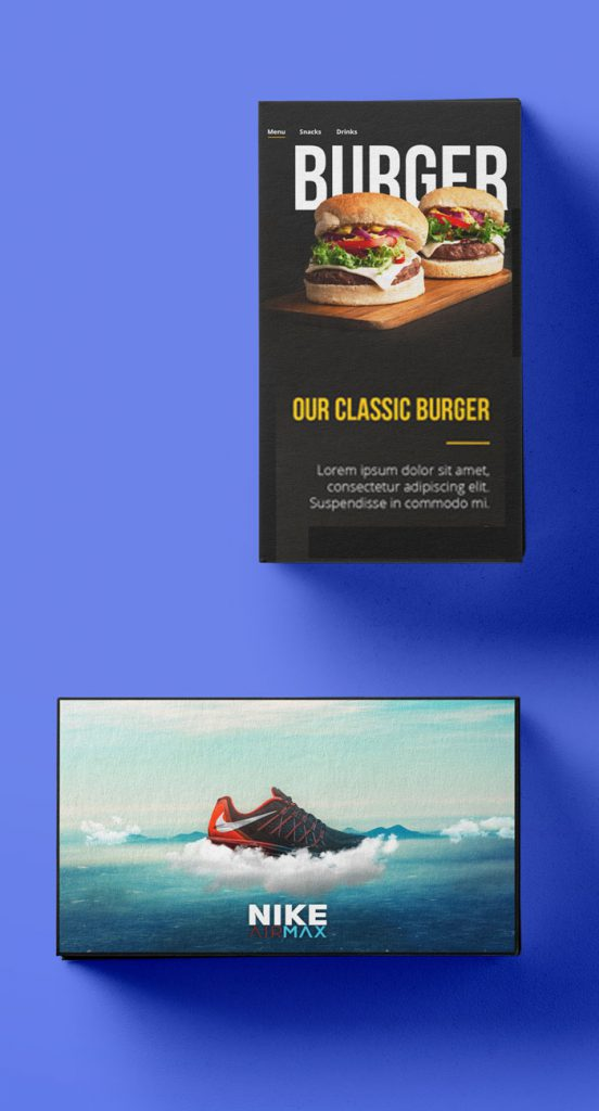 What are digital signage displays? - Easyscreen.tv