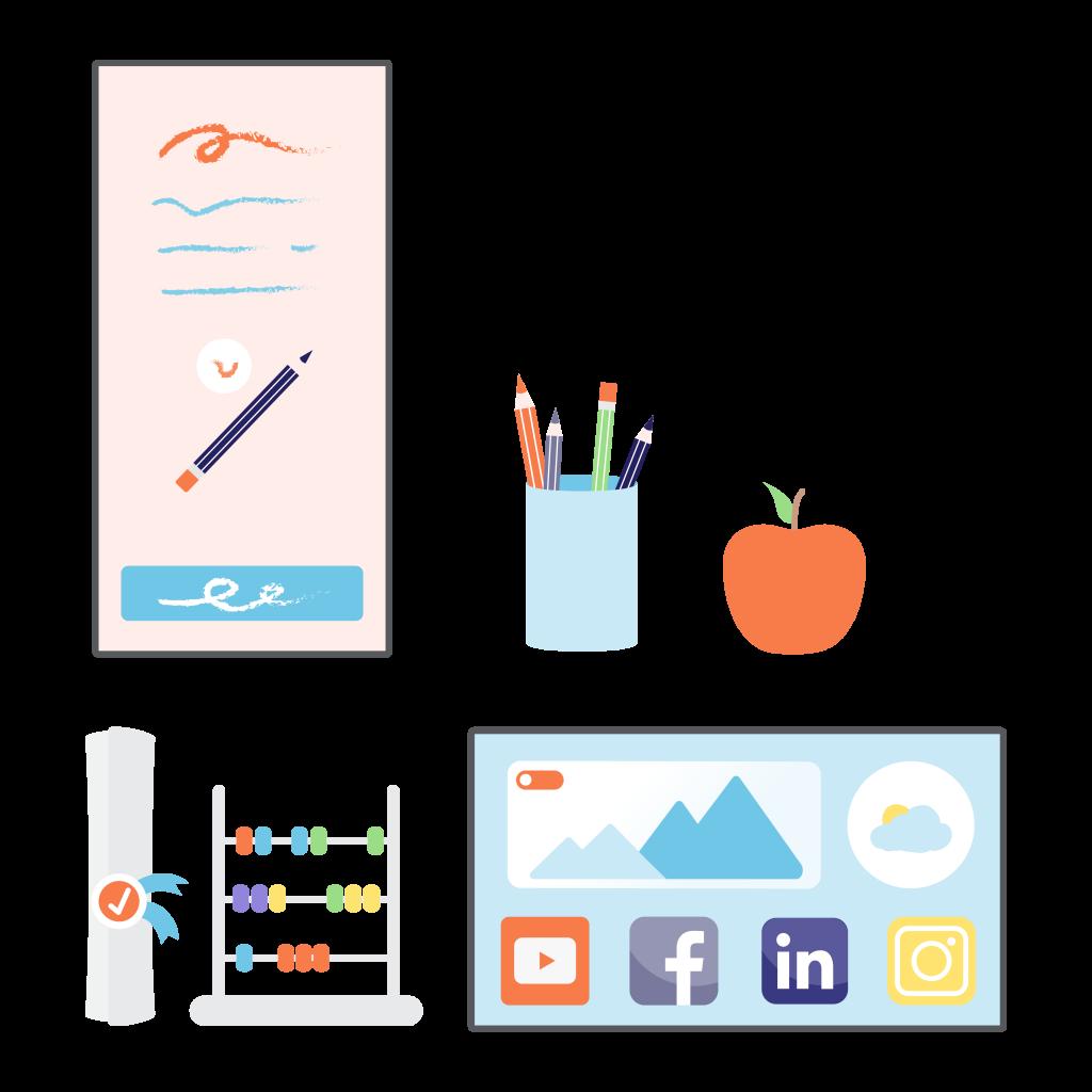 digital signage for universities
