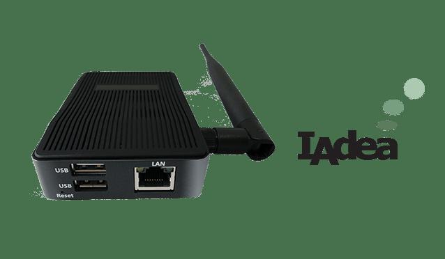 digital signage hardware media players