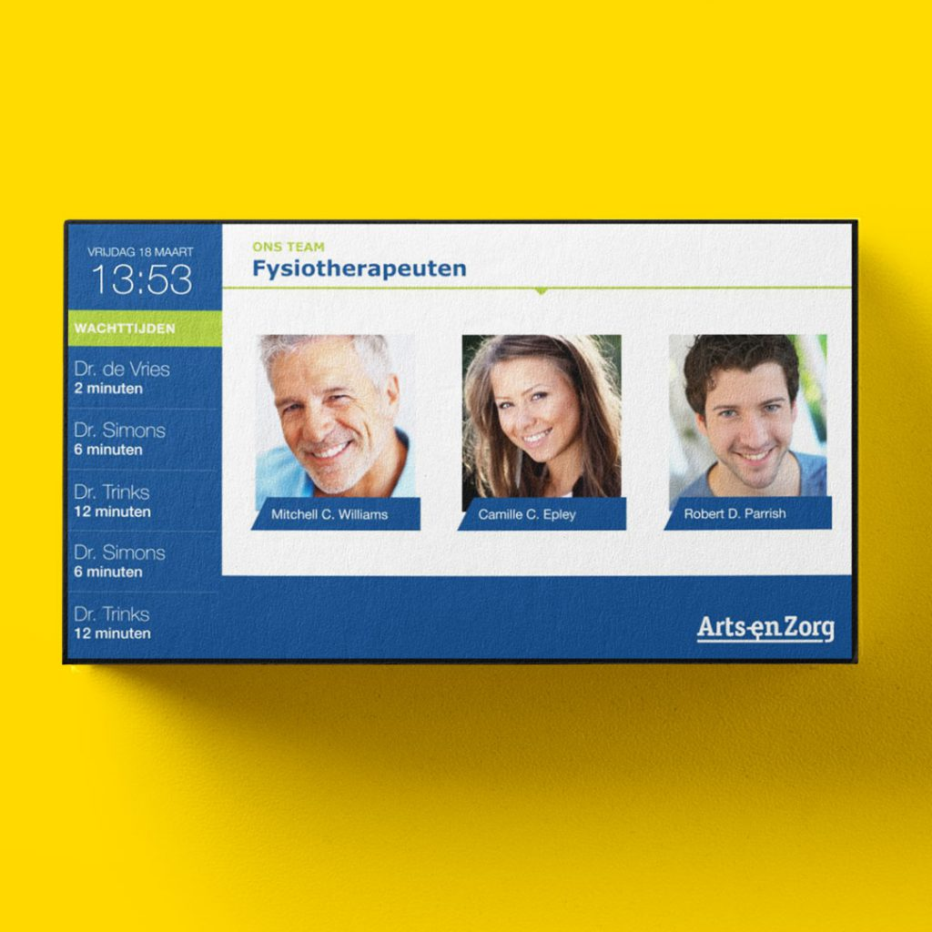 widget-waiting-room-healthcare-digital-signage