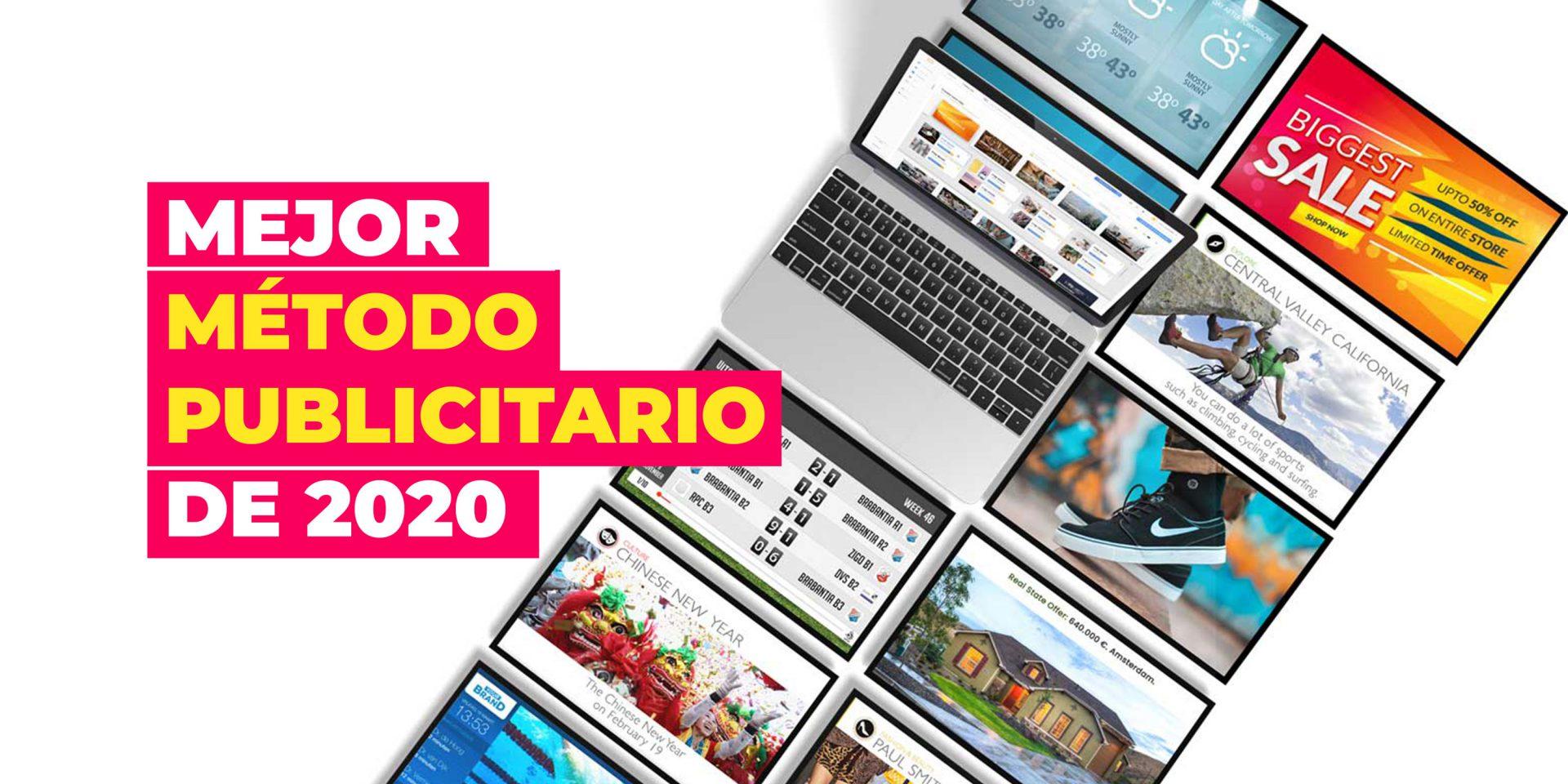 carteleria digital 2020