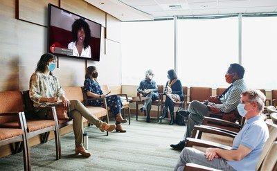 sala de espera abogado